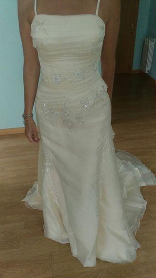 traje de novia de segunda mano en torrejón de ardoz en wallapop