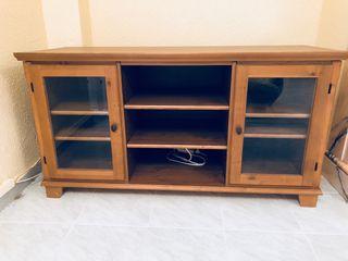 Mueble de televisión Rustico