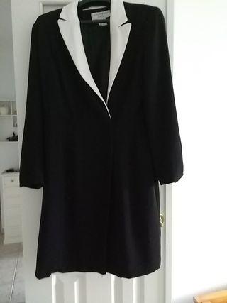 Blazer vestido.