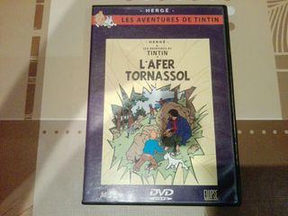 Les aventures de Tintín - L'afer Tornassol - DVD