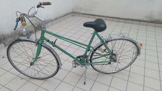 bicicleta señora