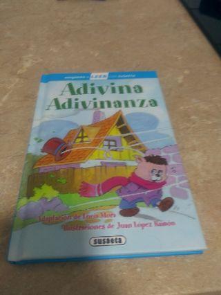 Libro Adivina Adivinanza