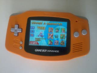 Game Boy Advance AGS-101