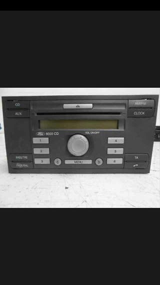 Radio cd original Ford Fiesta 2001-2008