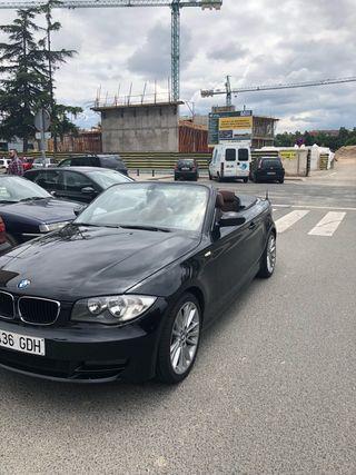 BMW Serie 1 2008 Cabrio