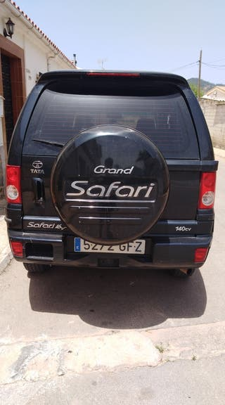 Tata Grand Safari 2007