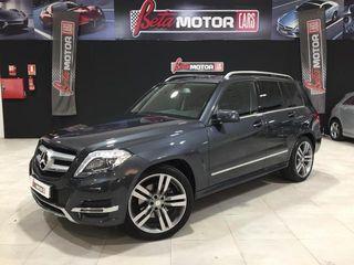 Mercedes-Benz Clase GLK GLK 220 CDI 4Matic 125 kW (170 CV)