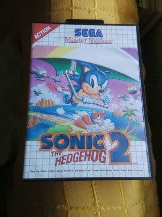 Juego consola Sega