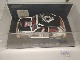 Fly Renault 5 Turbo Rally Montecarlo 1984