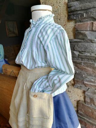 vestido baserritarra