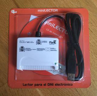 Lector grabador para DNI electrónico