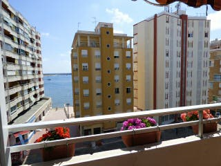 Apartment 50 m from Torrevieja Beach