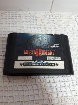 Mortal Kombat 2 Sega Megadrive