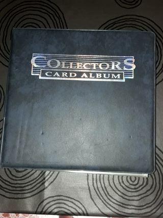 Álbum de coleccionismo, juego de cartas MAGIC.