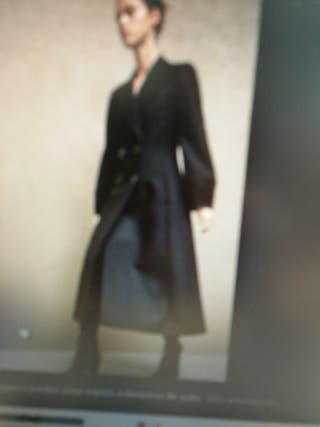 Abrigo pura lana virgen