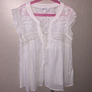 Camisa blanca (Blanco)