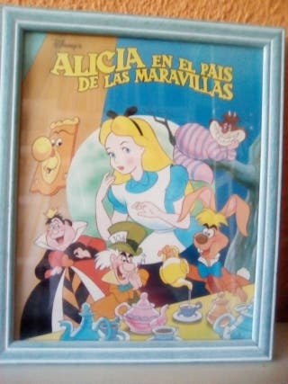 Cuadro de Disneys