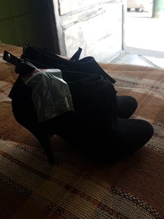 zapato botin