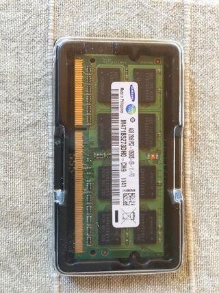 Memoria RAM Samsung 4 GB para portátil A ESTRENAR