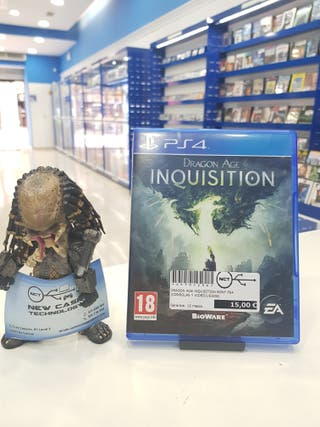 DRAGON AGE INQUISITION PS4 IMPECABLE