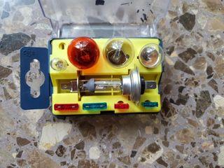 Caja recambio luces Fiat Stilo