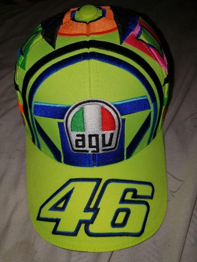 Gorra para niño de Valentino Rossi Sol y la Luna de segunda mano por ... 30130e63b6f