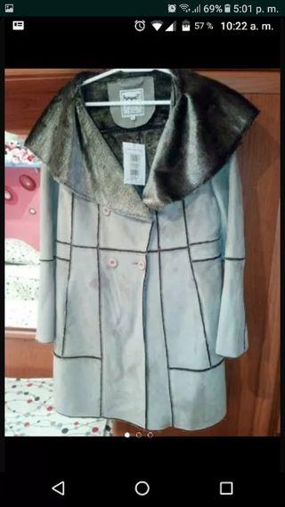 Abrigo de lujo muy bonito super chollo costaba 134