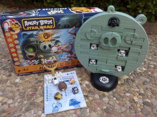 Juego Angry Birds Star Wars.