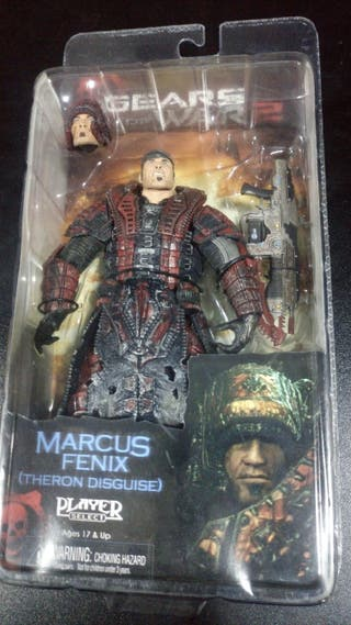 Marcus Fenix (Theron disguise)