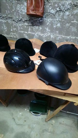 cascos hípicos nuevos