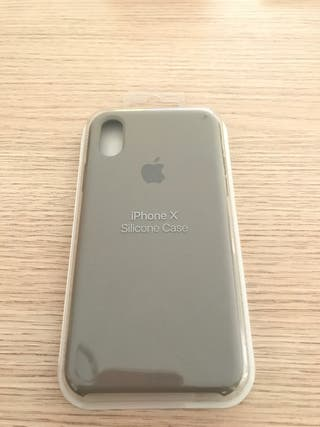 Iphone X Gris De Segunda Mano En Wallapop