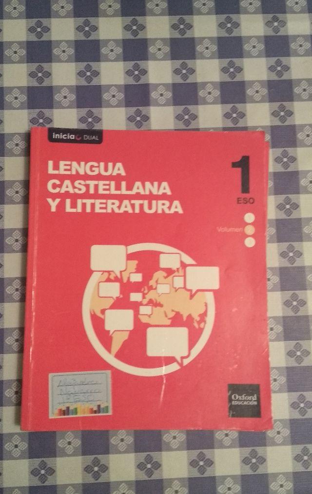 libro 1 de la eso lengua