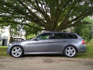 BMW 330d E91 restyling nacional