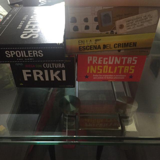 Lote De Originales Juegos De Mesa
