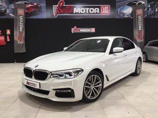 BMW Serie 5 540i 250 kW (340 CV)