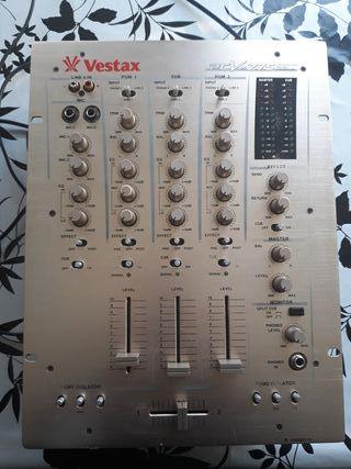 mesa de mezclas vestax pcv 275