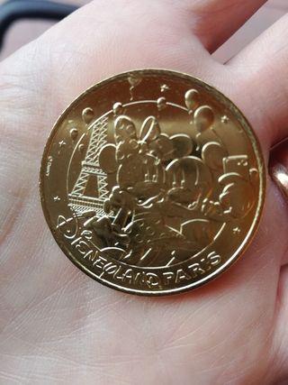 moneda disneyland paris