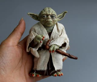 figura de Yoda
