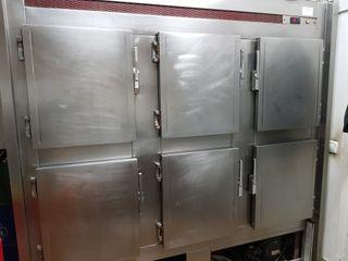 cámara frigorífica profesional