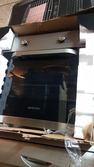 horno cocina empotrar nuevo