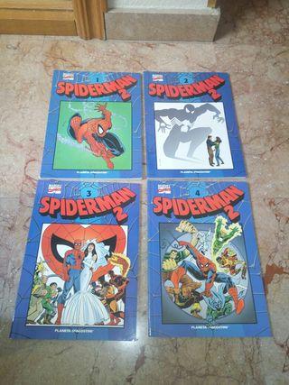 comics de spiderman
