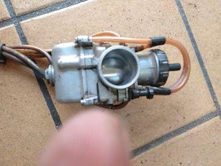 carburador keihin gas gas ec