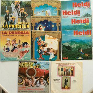 Discos de vinilo musica infantil