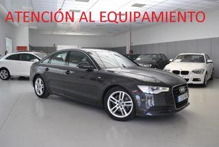 Audi A6 2.0tdi 177cv S Line 4p
