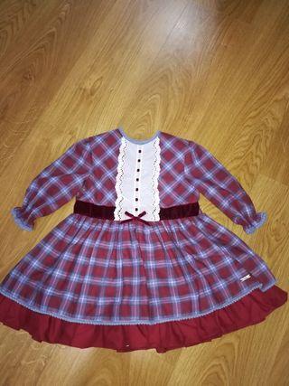 vestido MIRANDA talla 4 años