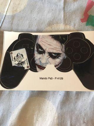 Pegatina mando PS3