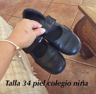 Zapatos de colegio
