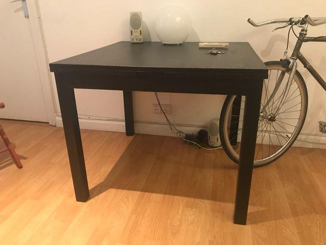 Mesa comedor extensible IKEA de segunda mano por 30 € en Barcelona ...