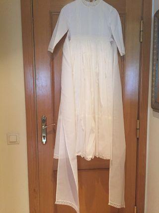 Vestido comunión niña precioso