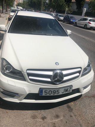 Mercedes-Benz CL Coupe 2012